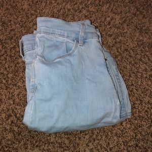 Light wash PacSun jeans